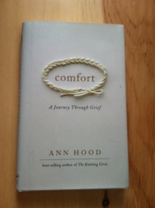Ann Hood, Comfort, photo by CR Oliver