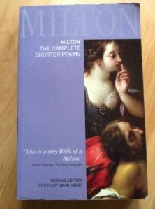 Milton Shorter Poems