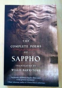 sappho trans, barnstone