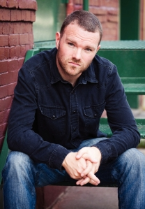 Darragh McKeon Author Photograph (c) Ana Schecter