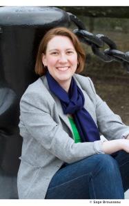Kate Racculia Author photo (c) Sage Brousseau