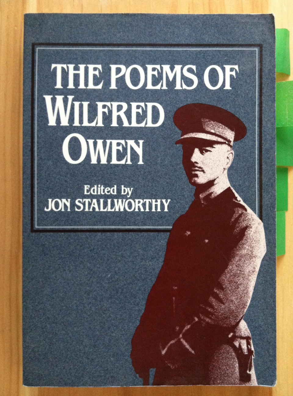 an analysis of wilfred owens disabled Disabled is a war poem by wilfred owen written in 1917 it expresses the tormented thoughts and recollections of a teenaged soldier in world war i who has lost his.