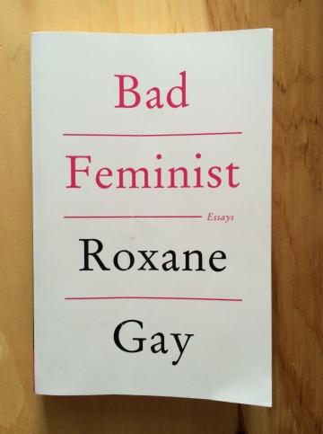 Resultado de imagen de imagen Roxane Gay Bad Feminist