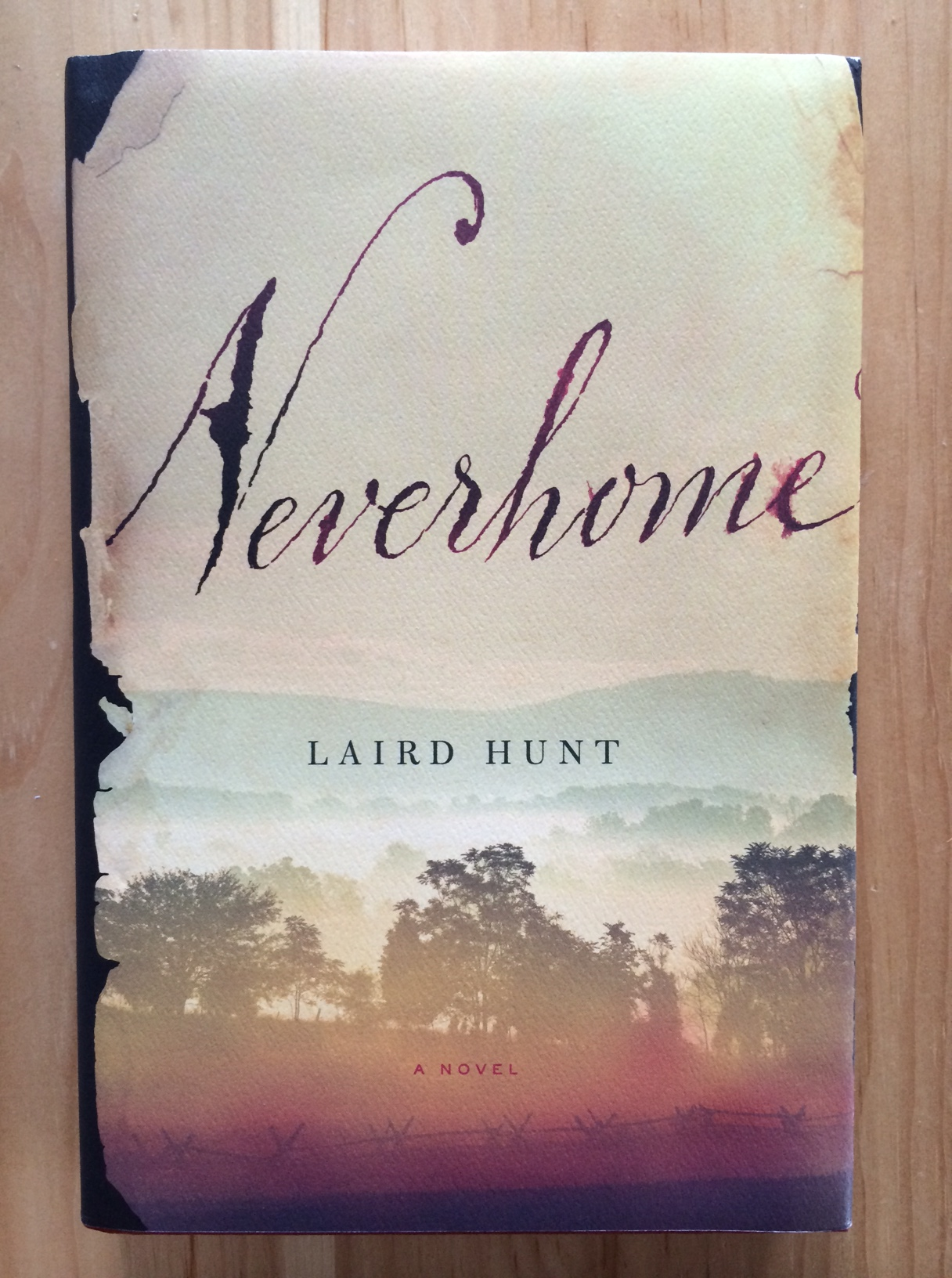 Book Review: Neverhome | For The Someday Book